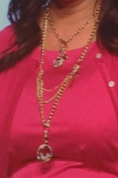 The new layered chain!!!! #origamiowl #o2nationalconvention