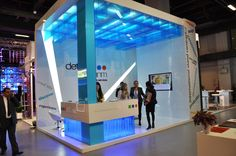 Ace Of M.I.C.E 2014 - İstanbul/Turkey Detay Tasarim Stand Fair Custom Stand Design in Iatanbul/Turkey Fuar Stand Tasarım.