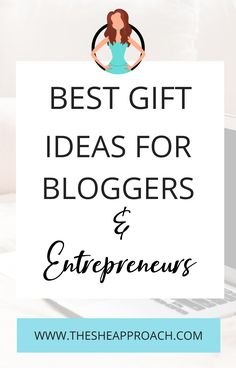 If you are a blogger & an entrepreneur you have been thinking at least once time what gifts you can make for other bloggers on holidays or their birthday!  I will show you the best ideas for bloggers & entrepreneurs - these can inspire you to make original gift for bloggers!  #bestgiftideas #bloggingtips #giftforentrepreneurs Make Money Blogging, How To Make Money, Business Tips, Online Business, Blog Topics, Blog Planner, Practical Gifts, Gifts For Mum, Blogging For Beginners
