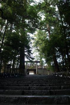 内宮 御正宮  in Japan Ise Shima
