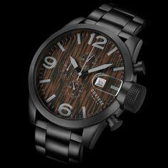 Cortese Gran Torino Wood Chronograph C12005