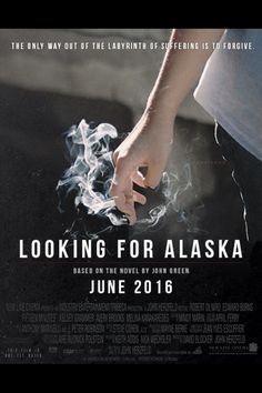 Looking for Alaska movie announced! Literally cannot wait! Favorite john green book
