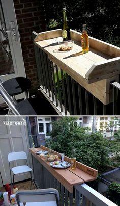 Built in bar tray #smallwoodworkingprojectsideastrays