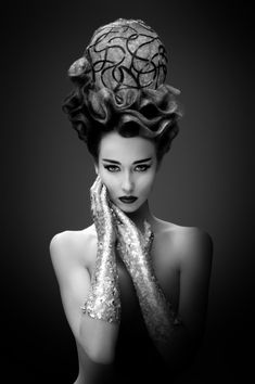 Best Technique Style Masters Contest 2014, Ziortza Zarauza from #Spain Crazy Hair, Big Hair, Dress Hairstyles, Cool Hairstyles, Revlon, Avant Garde Hair, Editorial Hair, Salon Style, Hair Shows