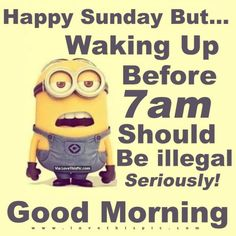 funny sunday morning jokes