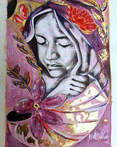 """""""Bliss"""" Adriaan Lotter Art. www.adriaanlotter.co.za Bliss, Artist, Painting, Artists, Painting Art, Paintings, Painted Canvas, Drawings"""