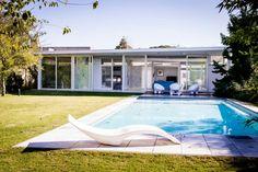 #Piscina #Casa #Proyecto Estudio Cherit Arquitectos  #pool