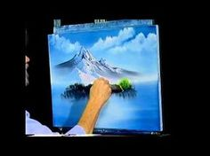 The Joy of Painting S12E2 Mountain Reflections - YouTube