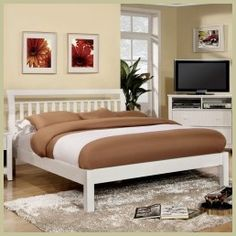 Daily Recommend - Furniture of America Bridgeville Platform Bed