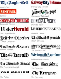 Irish genealogy databases. Top six subscription or pay-per-view websites for researching ancestry in Ireland.