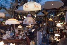 Lighting store, Amsterdam