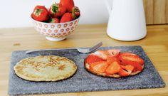 Chia-Pancakes ohne Mehl