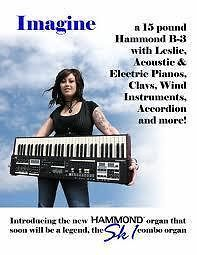 Hammond SK1 Special preorder rice at $1998 (UP $2998 Save $1000)