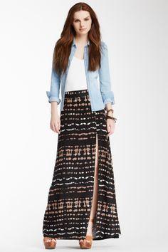 Palm Paradise Skirt