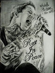 "R.I.P. Mitchell Adam Lucker "" I mean, reality sucks. The world is a cancer, and shits so bad it's scary. Everything's filthy. But you know what? One day, it's not going to be here. So be glad you know what life is. You're alive. Live."" Keep On Stomping"