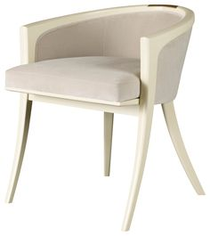 Diana Vanity Chair - Baker Furniture - modern - chairs - Baker Furniture