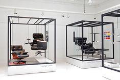 Vinçon y Vitra presentan la exposición Los Muebles de Charles y Ray Eames (4)