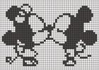 Alpha Friendship Bracelet Pattern #14748
