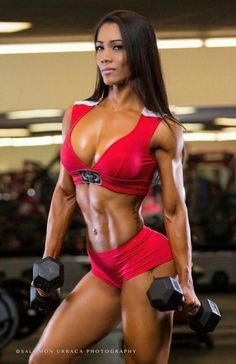 Awesome Abs Hot Rating #Fitness #Gym #FitnessModel #Health #Athletic #BeachGirl #hardbodies #Workout #Bodybuilding #Femalemuscle