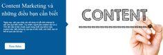Content Marketing và những điều bạn cần biết