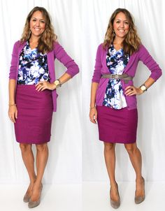 Four ways to style these three pieces together.  J's Everyday Fashion: Today's Everyday Fashion: Options