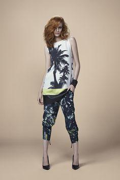 Verão SHOULDER 2014 | Modelo: Thairine Garcia | Make: Silvio Giorgio | Foto: Zee Nunes | Styling: Yasmine Sterea | Produção: Alice Ferraz