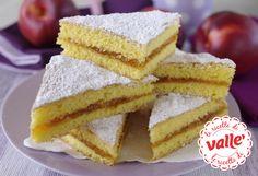 Tramezzini dolci alle nettarine #pasticcini #compleanno #festa