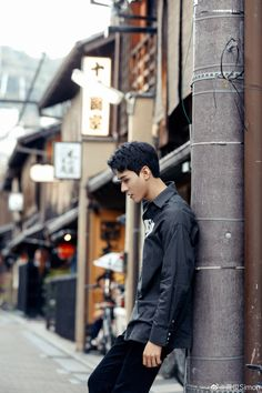 Asian Actors, Korean Actors, Advance Bravely, Xu Weizhou, Sweet Love Story, Drama, Lee Dong Wook, China, Celebs