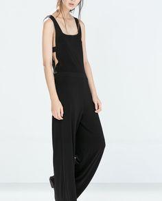 JACQUARD JUMPSUIT DRESS-Printed-Dresses-WOMAN | ZARA United States