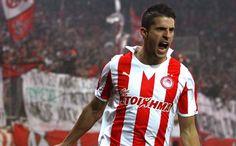 Super League, Kevin Mirallas, Olympiacos Piraeus v Panathinaikos FC