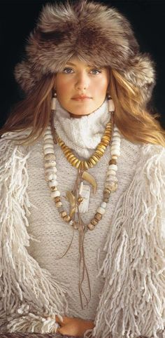 Ralph Lauren- if it's faux fur I like it