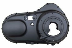 Outer Primary Cover Black For Harley Davidson Sportster XL 2006-Later Bobber #VTwinManufacturing