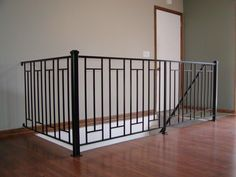 stair railings indoor - Google Search