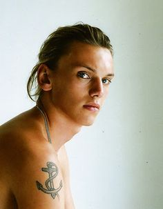 17 Blocks from Barneys: JAMIE CAMPBELL BOWER FEELS PRETTY. OH, SO PRETTY.