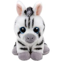 0be702026c9 Ty Beanie Boo Classic knuffel Zebra Stripes - 33 cm Ty Beanie Boo Zebra  Stripes is
