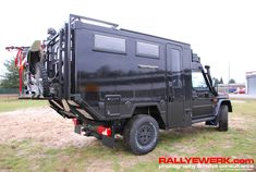 Some German overland vehicles - Page 2 - Expedition Portal