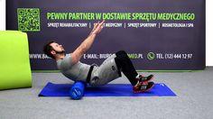 Masaż kręgosłupa i wzmocnienie mięśni brzucha