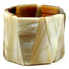 QueCraft Horn Bracelet - Q5173