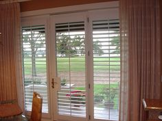 If you are looking for privacy and blackout ability for a bedroom, then french door shutters may be a good choice.
