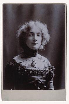 Dagny Juel Przybyszewska | 1895, polona.pl