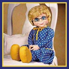 Our younger sister loved her Mrs. Beasley doll and just like Buffy on Family Affair, she took her everywhere.