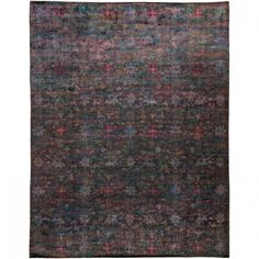 15/15 BLUE MIX SILK RUG 8.8X8.5   Rugs   HD Buttercup Online U2013 No Ordinary Furniture  Store U2013 Los Angeles U0026 San Francisco | Area Rugs | Pinterest | Los ...