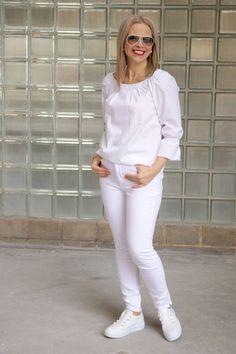 Tyylikästä valkoista