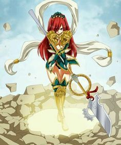 Pin by soul lover on erza scarlett fairy tail, manga, dessin de fan. Fairy Tail Anime, Fairy Tail Funny, Fairy Tail Girls, Fairy Tail Couples, Fairy Tail Erza Scarlet, Erza Scarlet Armor, Erza Scarlet Cosplay, Fairy Tail Ships, Anime Characters