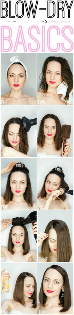 This blow dry routine takes at most 15 minutes, but the results are amazing! Read up as I will be sharing not only my step-by-step blowdry strategy, but also some tips and tricks on how to make your hair last.