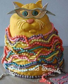 I want this cake! Take The Cake, Love Cake, Cupcakes, Cupcake Cakes, Beautiful Cakes, Amazing Cakes, Cake Pops, Chocolates, Fancy Cakes