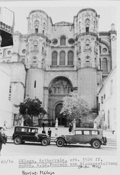 Catedral 1932 Málaga
