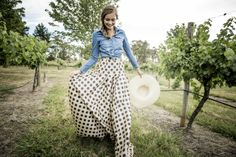 Waltzing Matilda Ball Skirt | Aussie Afternoon Collection by Shabby Apple
