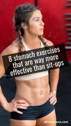8 stomach exercises that are more fun and effective than sit ups tips to lose weight losing weight tips how to lose weight fast lose fat how to lose weight how to lose fat loseweight skinny losebellyfat howtoloseweight fitness Lose Weight In A Week, How To Lose Weight Fast, Fun Workouts, At Home Workouts, Fun Exercises, Fitness Exercises, Fitness Inspiration, Fitness Herausforderungen, Workout Fitness