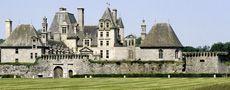Finistère - Château de Kerjean 29440 Saint-Vougay